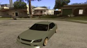 Lexus IS300 Tunable for GTA San Andreas miniature 1