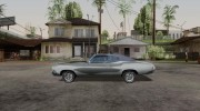 Chevrolet Chevelle SS '72 для GTA San Andreas миниатюра 2