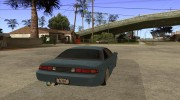 Nissan Silvia S14 Zenki for GTA San Andreas miniature 4