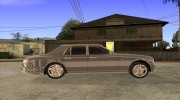 Bentley Arnage T for GTA San Andreas miniature 5
