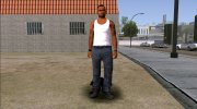 GTA 5 Crips Skins (vla1) for GTA San Andreas miniature 1