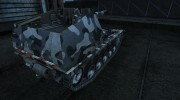 Wespe 02 for World Of Tanks miniature 4