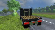 Mack B63 Flatbed for Farming Simulator 2013 miniature 6