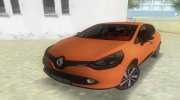 Renault Clio 4 for GTA Vice City miniature 1