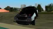 Volkswagen Golf 3 ABT VR6 Turbo Syncro for GTA Vice City miniature 9