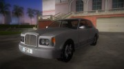Bentley Arnage for GTA Vice City miniature 2