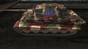 PzKpfw VIB Tiger II от KRENDEL2 for World Of Tanks miniature 2