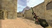 USP Неонуар for Counter Strike 1.6 miniature 2