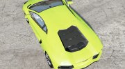 Lamborghini Aventador LP 700-4 (LB834) 2011 for BeamNG.Drive miniature 2