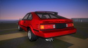 Toyota Celica Supra 1984 for GTA Vice City miniature 4