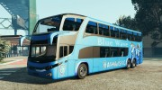 Al-Hilal S.F.C Bus for GTA 5 miniature 1