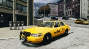 Ford Crown Victoria 2003 v.2 Taxi для GTA 4 миниатюра 1