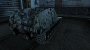 Шкурка для Hummel for World Of Tanks miniature 4