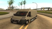 Fiat Ducato Mk3 Maxi for GTA San Andreas miniature 1