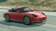 Porsche 911 GT3 2004 v1.0.1 for GTA 5 miniature 4