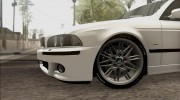 BMW M5 E39 for GTA San Andreas miniature 5