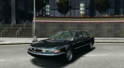Chrysler New Yorker LHS 1994 для GTA 4 миниатюра 1