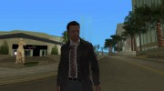 Макс Пейн из Max Payne 3 v2 for GTA Vice City miniature 1
