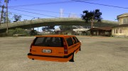 Volvo 850 R Taxi for GTA San Andreas miniature 4