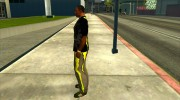 Monster energy suit pack для GTA San Andreas миниатюра 4