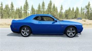 Dodge Challenger for BeamNG.Drive miniature 2