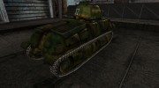 Шкурка для PzKpfw S35 739(f) for World Of Tanks miniature 4