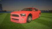 GTA V Bravado Buffalo for GTA Vice City miniature 1