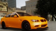 2011 BMW M3 GTS for GTA San Andreas miniature 1