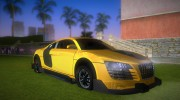 Audi Le Mans Tuning v.2 for GTA Vice City miniature 2