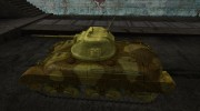 Шкурка для M7 Med for World Of Tanks miniature 2
