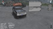 Chevy K5 Blazer 1975 for Spintires 2014 miniature 6