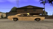 Dodge Challenger Speed 1971 for GTA San Andreas miniature 5