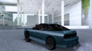 Nissan 180sx JDM for GTA San Andreas miniature 2