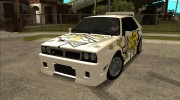 Lancia Delta HF Integrale Evoluzione II for GTA San Andreas miniature 18