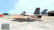 F-35 The United Arab Emirates for GTA San Andreas miniature 5