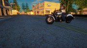 Indian Scout 2018 для GTA San Andreas миниатюра 5