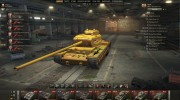 KV-4 Gold skin for World Of Tanks miniature 1