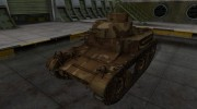 Шкурка для американского танка M2 Light Tank для World Of Tanks миниатюра 1