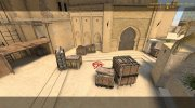De Mirage из CS:GO for Counter-Strike Source miniature 2