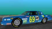 1981 Pontiac GranPrix Hotring for GTA Vice City miniature 2