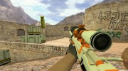 AWP Azimov из CS GO for Counter Strike 1.6 miniature 2
