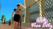 Vice City Sky HD for GTA San Andreas miniature 1