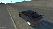 Mitsubishi Lancer Evolution X for BeamNG.Drive miniature 4
