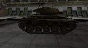 Простой скин M24 Chaffee for World Of Tanks miniature 5