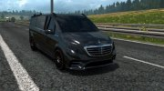 Mercedes-Benz Vito V-класс for Euro Truck Simulator 2 miniature 1