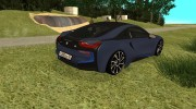 BMW i8 for GTA San Andreas miniature 4