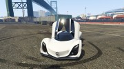 Mazda Furai for GTA 5 miniature 7