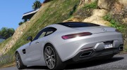 2016 Mercedes-Benz AMG GT v2.2 for GTA 5 miniature 2