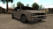 Lancia Delta HF Integrale Evoluzione II for GTA San Andreas miniature 1