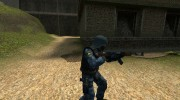 Russian Police (OMON) GSG9 для Counter-Strike Source миниатюра 2